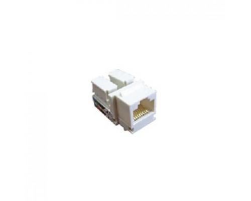ABB механизм розетки RJ-45 (кат. 5е UTP) 856100