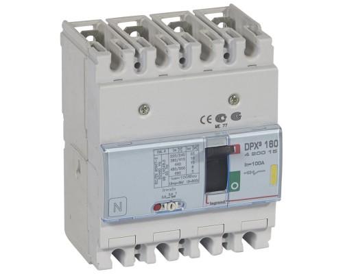 Автомат трехполюсный 320А DPX 160 36кA (25522) Legrand