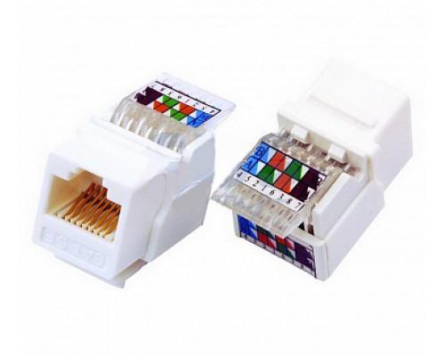 ABB механизм розетки RJ-11 (4 контакта) 855500/1