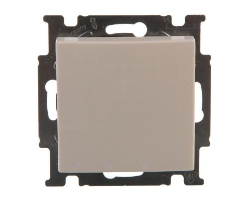 ABB выключатель проходной Basic 55 206/7 UC-92-507