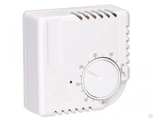Термостат керамический IP20 16А накладной