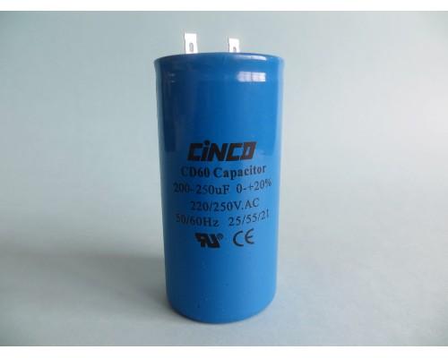 Конденсатор пусковой CD60 150 мкФ
