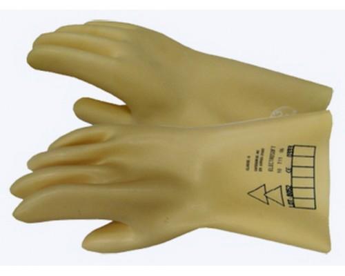 Перчатки диэлектрические латексные 1кв 6308939