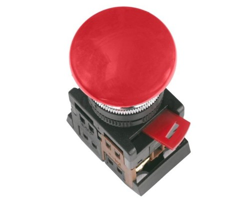 Кнопка AEAL-22 гриб без подсветки 1з+1р