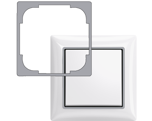 ABB вставка  Basic 55 2516-902-507
