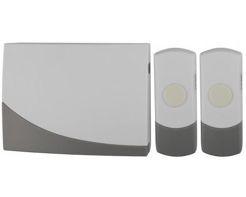 Звонок беспроводной ЭРА С91-2 2 кнопки