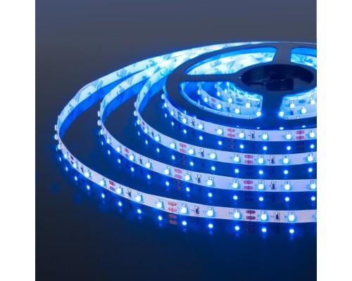 Светодиодная лента 12V 4,8W 60/м синяя 27673 (м)