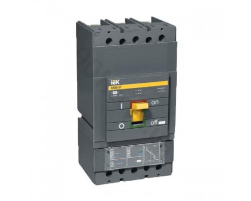 Автомат BA88-33 трехфазный 400А
