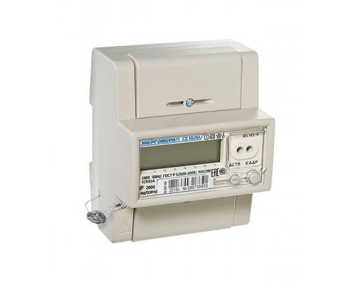 Счетчик 1-фазный CE 102M многотарифный 010556