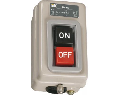 Выключатель ВКИ 3ф 10А