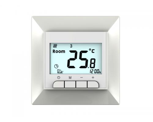 Термостат для теплого пола 3,6кВт 16А PR-119