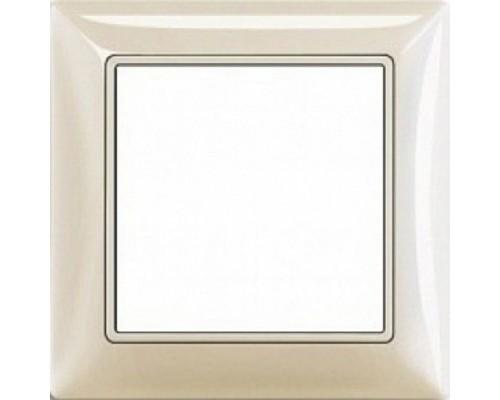 ABB рамка 1-я Basic 55 2511-92-507