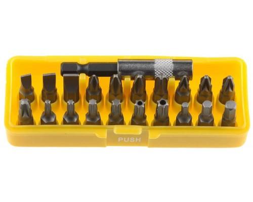 Набор бит с магнитным адаптером 2-26087-H-21