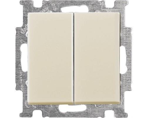 ABB переключатель 2-клавишный Basic 55 2006/6/6 UC-92-507