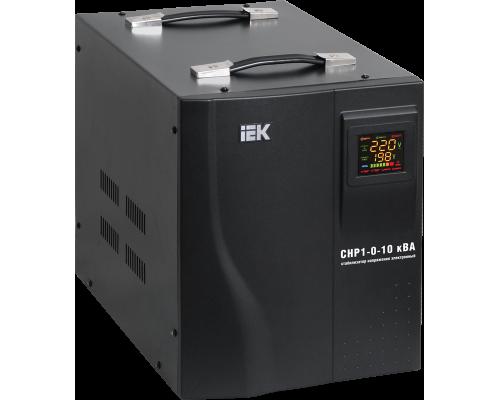 Стабилизатор 12кВа (переносной) HOME IVS20-1-12000 IEK