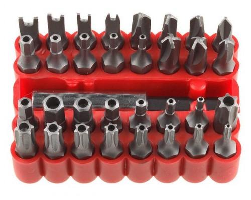 Набор бит с магнитным адаптером 2610-H33