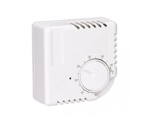 Термостат механический IP20 16А накладной