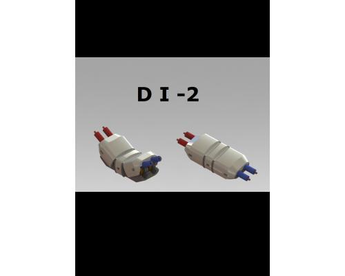 Коннектор DI-1 0,2-0,5мм 3А