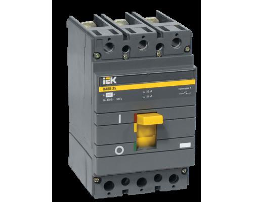 Автомат BA88-35 3-фазный 250А
