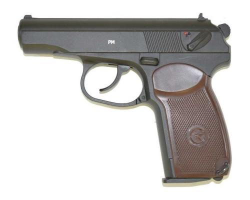 Пистолет ПМ пластик