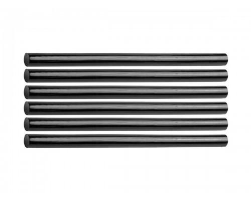 Клеевой стержень 11*200мм черный (2-06821-D-S06) (шт.)