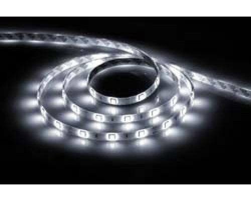 Светодиодная лента 12V 7,2W/m IP65 5050 холодный свет LS607 (м)