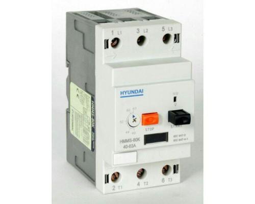 Автомат защиты электродвигателя 40-63А