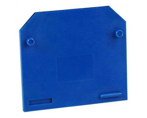 Заглушка для ЗНИ-55мм синяя